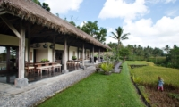 Outdoor View - Villa Kelusa - Ubud, Bali