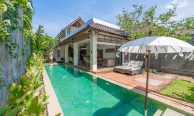 Swimming Pool - Villa Ketut - Seminyak, Bali