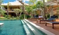 Pool Side - Villa Kinaree Estate - Seminyak, Bali