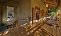 Balcony View - Villa Kinaree Estate - Seminyak, Bali