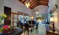 Living and Dining Area - Villa Kinaree Estate - Seminyak, Bali