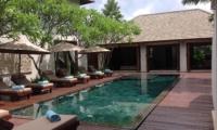 Swimming Pool - Villa Kipi - Batubelig, Bali
