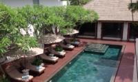 Top View - Villa Kipi - Batubelig, Bali