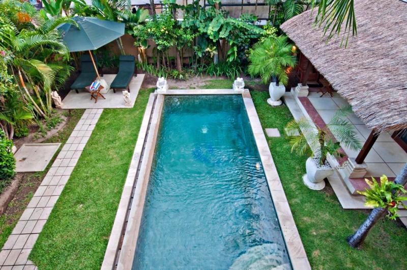 Swimming Pool - Villa Krisna - Seminyak, Bali