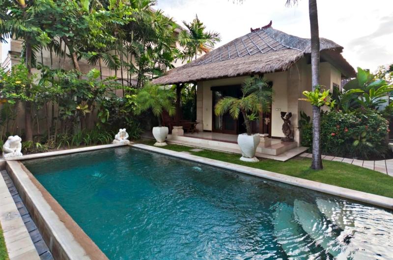 Private Pool - Villa Krisna - Seminyak, Bali