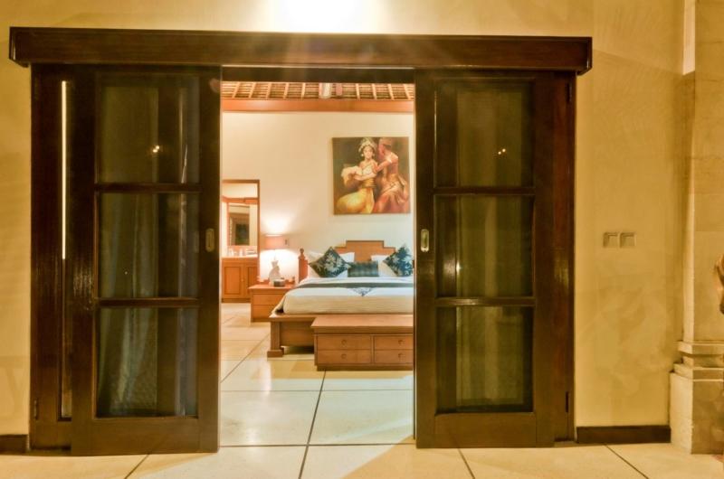 Bedroom View - Villa Krisna - Seminyak, Bali