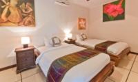 Twin Bedroom - Villa Krisna - Seminyak, Bali