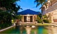 Pool at Night - Villa Krisna - Seminyak, Bali