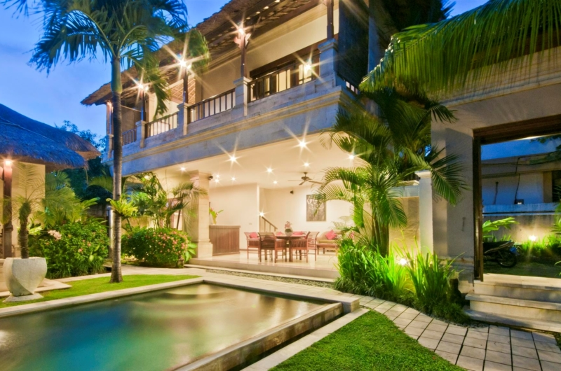 Outdoor Area - Villa Krisna - Seminyak, Bali