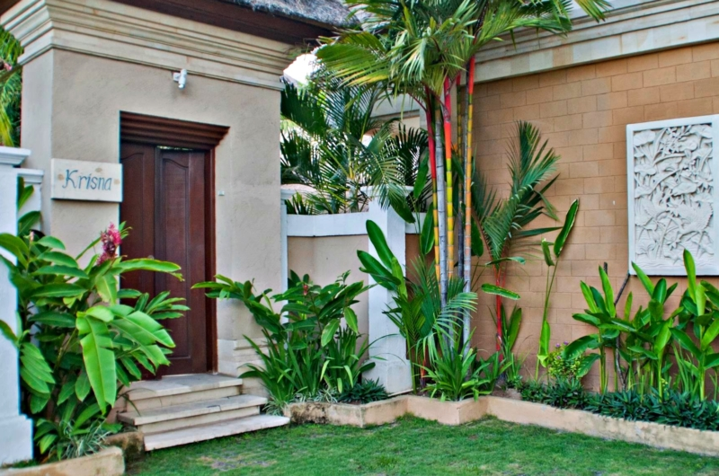 Entrance - Villa Krisna - Seminyak, Bali