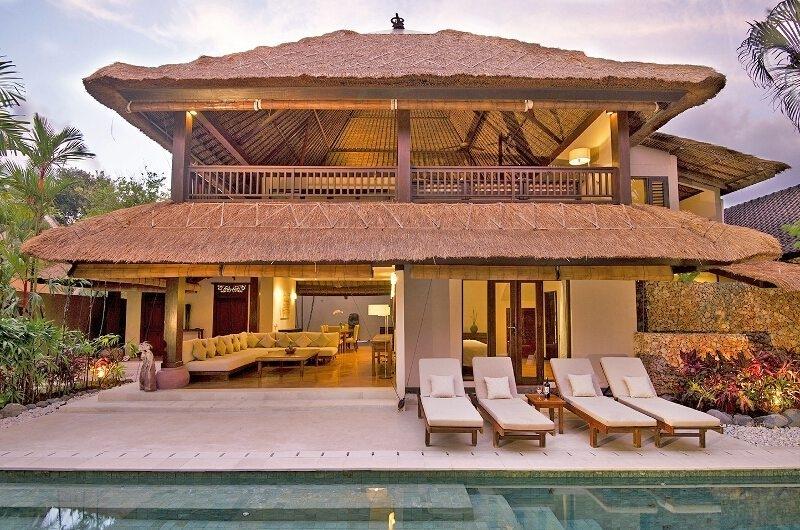 Outdoor Area – Villa Kubu – Seminyak, Bali