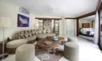 Lounge Area - Villa Kubu - Seminyak, Bali