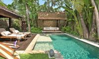 Pool Side - Villa Kubu 10 - Seminyak, Bali