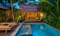 Pool Bale - Villa Kubu 10 - Seminyak, Bali