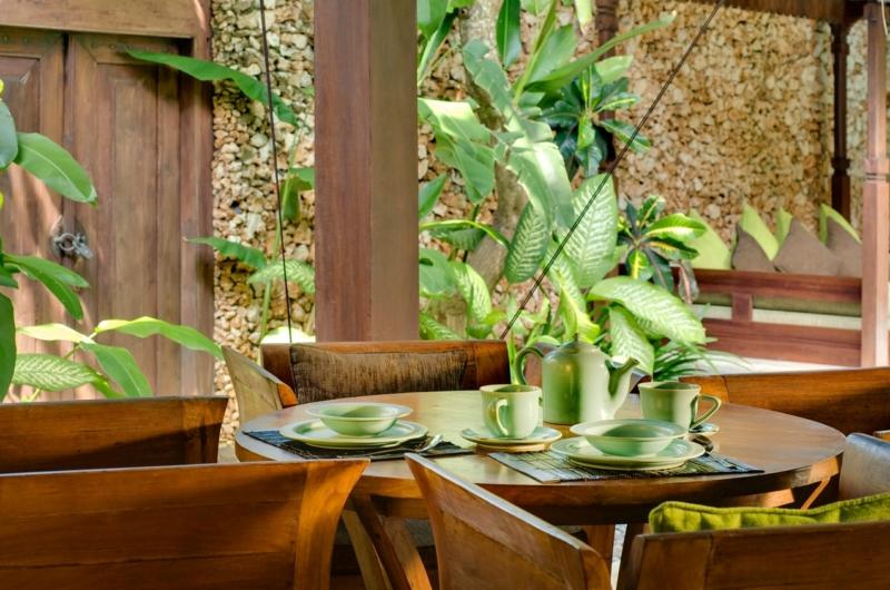 Seating Area - Villa Kubu 10 - Seminyak, Bali