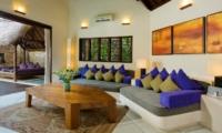 Lounge Area - Villa Kubu 11 - Seminyak, Bali