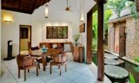 Dining Area - Villa Kubu 11 - Seminyak, Bali