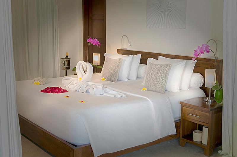 Bedroom – Villa Kubu 12 – Seminyak, Bali
