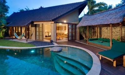 Swimming Pool - Villa Kubu 12 - Seminyak, Bali