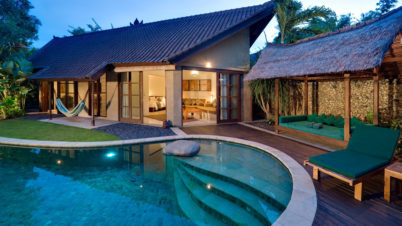 Villa Kubu 12 1 Bedroom Sleeps 2 Pool Seminyak Bali