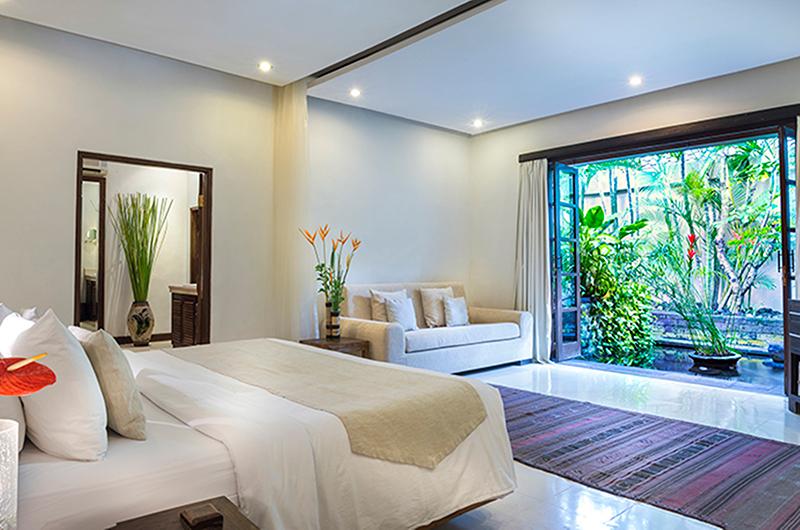 Bedroom – Villa Kubu 14 – Seminyak, Bali