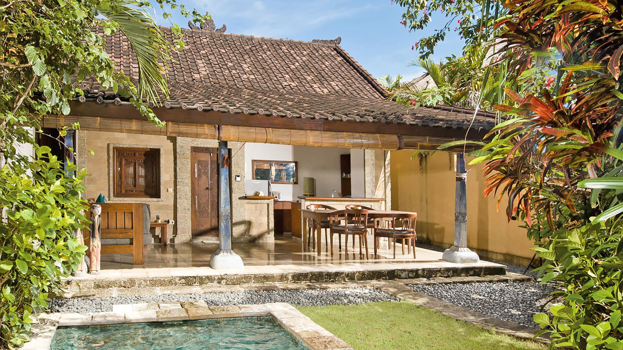 Bedroom – Villa Kubu 15 – Seminyak, Bali