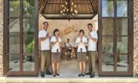 Villa Staff - Villa Kubu 15 - Seminyak, Bali