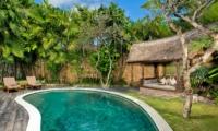 Gardens and Pool - Villa Kubu 4 - Seminyak, Bali