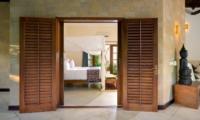 Bedroom View - Villa Kubu 4 - Seminyak, Bali