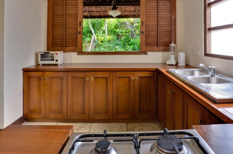 Kitchen - Villa Kubu 4 - Seminyak, Bali