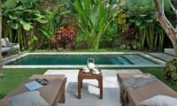 Swimming Pool - Villa Kubu 5 - Seminyak, Bali