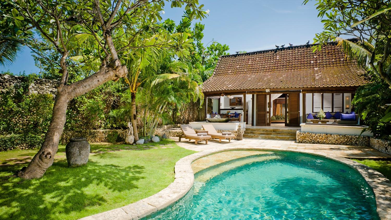 Pool - Villa Kubu 7 - Seminyak, Bali