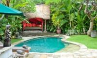 Pool Bale - Villa Kubu 7 - Seminyak, Bali