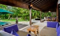 Family Area - Villa Kubu 7 - Seminyak, Bali