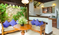 Seating Area - Villa Kubu 7 - Seminyak, Bali