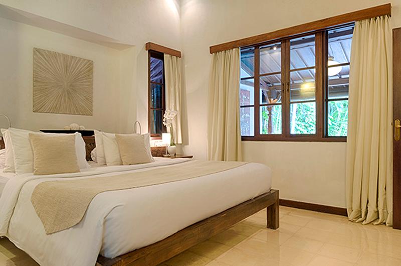Bedroom – Villa Kubu 8 – Seminyak, Bali