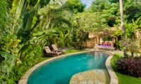 Private Pool with View - Villa Kubu 8 - Seminyak, Bali