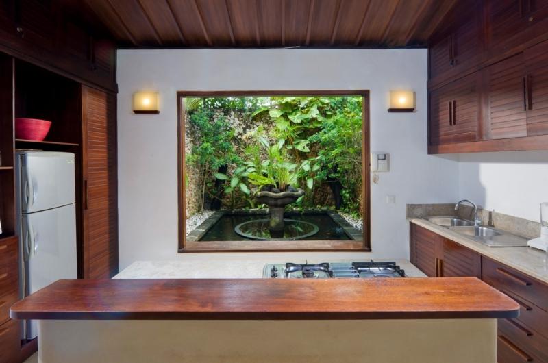 Kitchen Area - Villa Kubu 8 - Seminyak, Bali