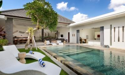 Pool Side - Villa Kyah - Seminyak, Bali