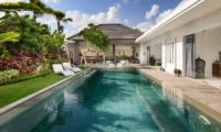 Private Pool - Villa Kyah - Seminyak, Bali