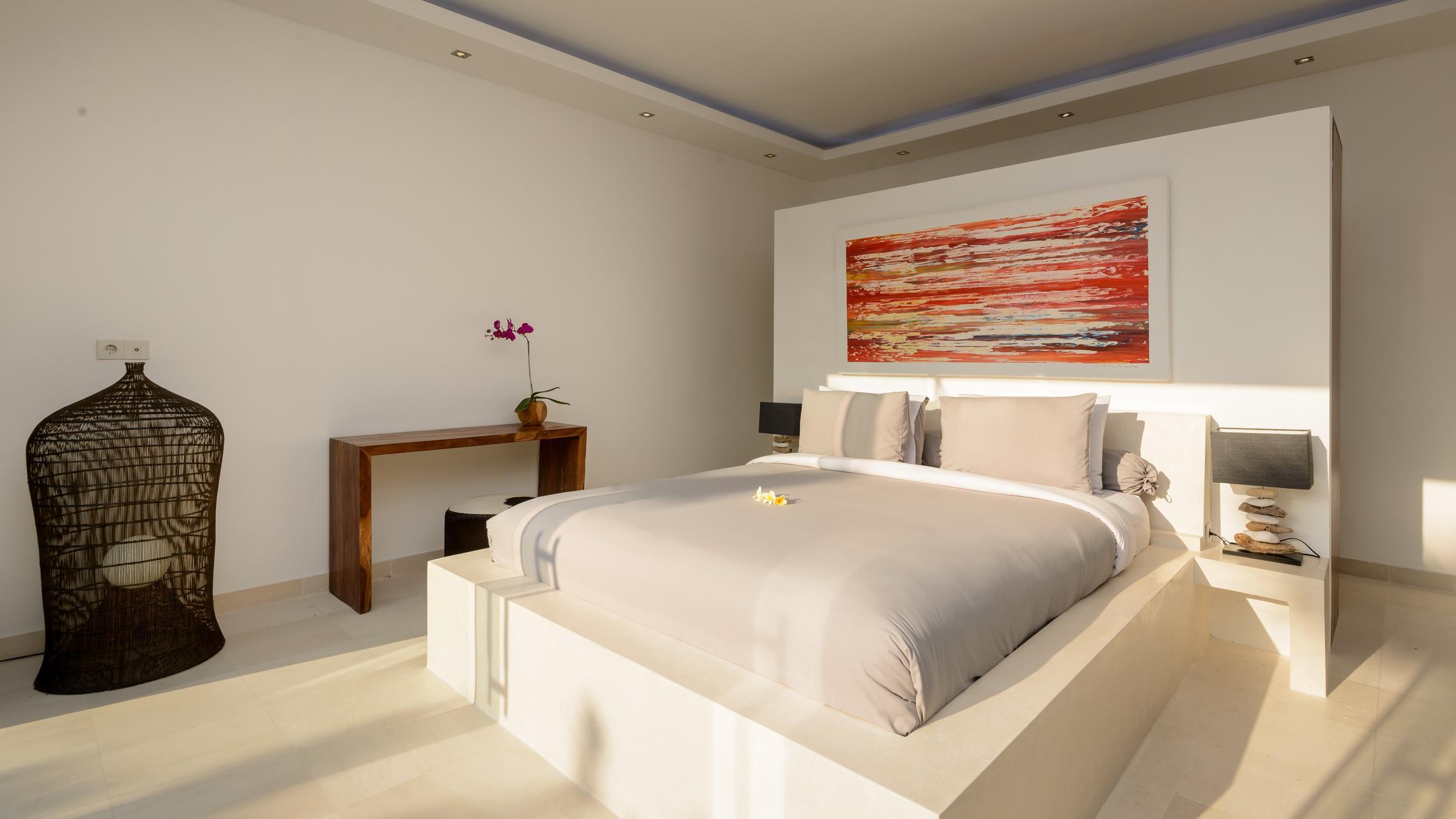Bedroom - Villa Kyah - Seminyak, Bali