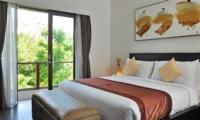 Bedroom with View - Villa La Sirena - Seminyak, Bali