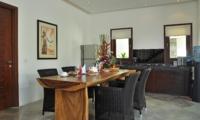 Kitchen and Dining Area - Villa La Sirena - Seminyak, Bali