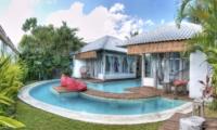 Swimming Pool - Villa Laksmana 1 - Seminyak, Bali