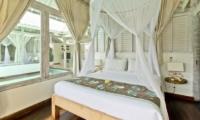 Bedroom with Pool View - Villa Laksmana 2 - Seminyak, Bali