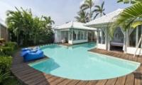 Pool Side Loungers - Villa Laksmana 2 - Seminyak, Bali