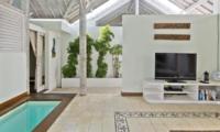 TV Area - Villa Laksmana 2 - Seminyak, Bali