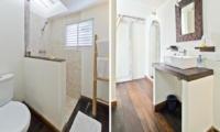 Bathroom with Shower - Villa Laksmana 2 - Seminyak, Bali