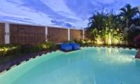 Night View - Villa Laksmana 2 - Seminyak, Bali