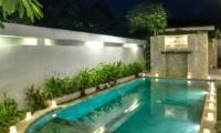 Private Pool - Villa Lanai Residence - Seminyak, Bali
